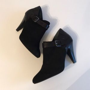 ALFANI ~ Leather Booties